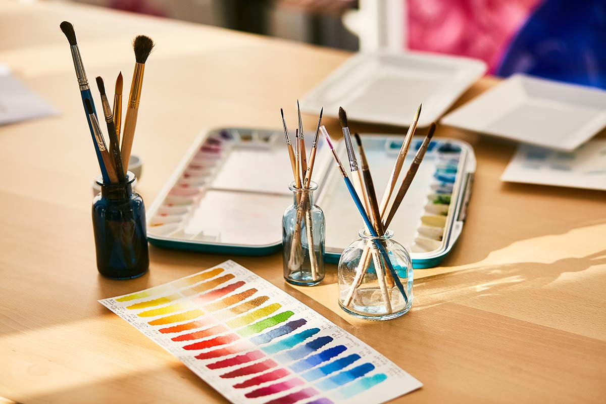 Main Benefits of Adult Coloring Books
