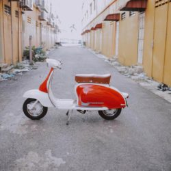 Vespa Scooter - Origin image