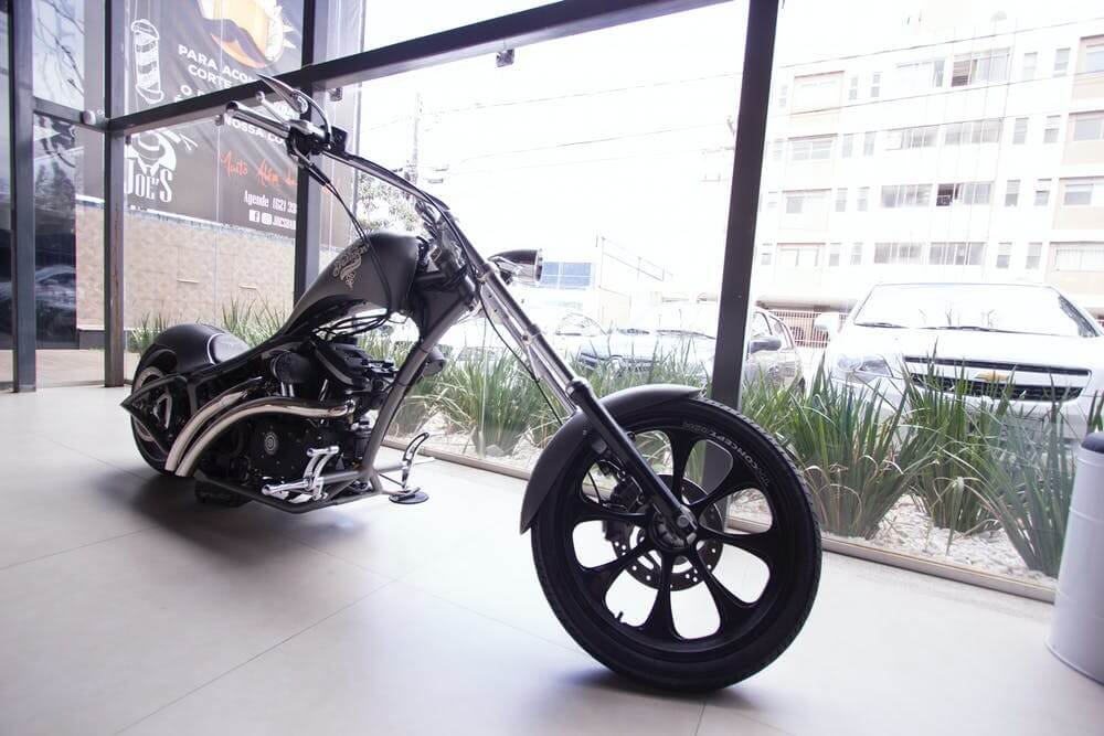 Chopper Rider - Original image
