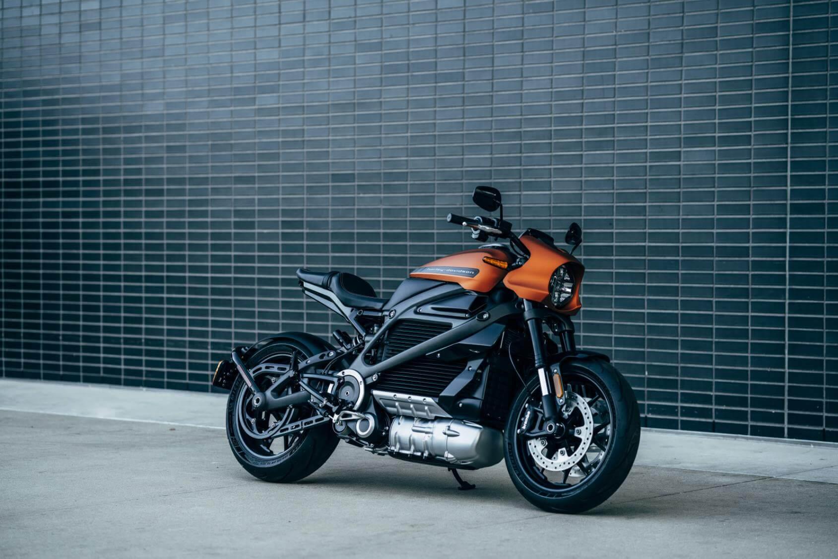 Harley Davidson Livewire - Original image