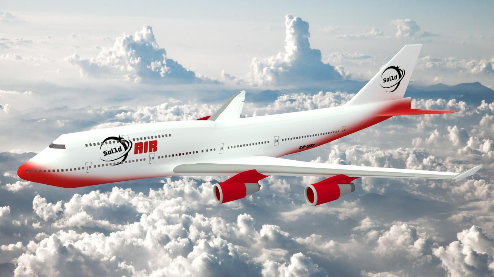 Airplane - Original image