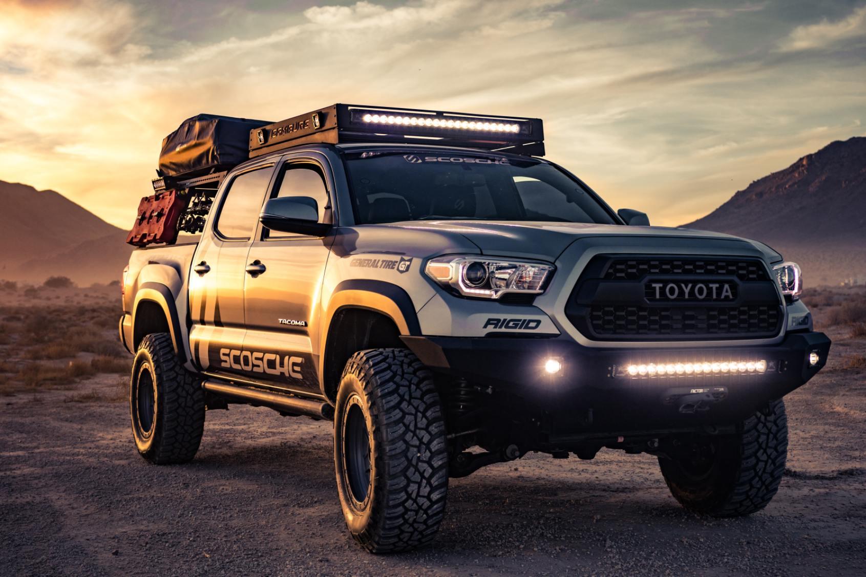 Toyota Truck - Original image