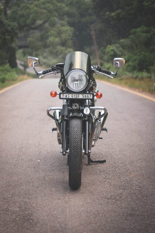 Motorbike - Original image