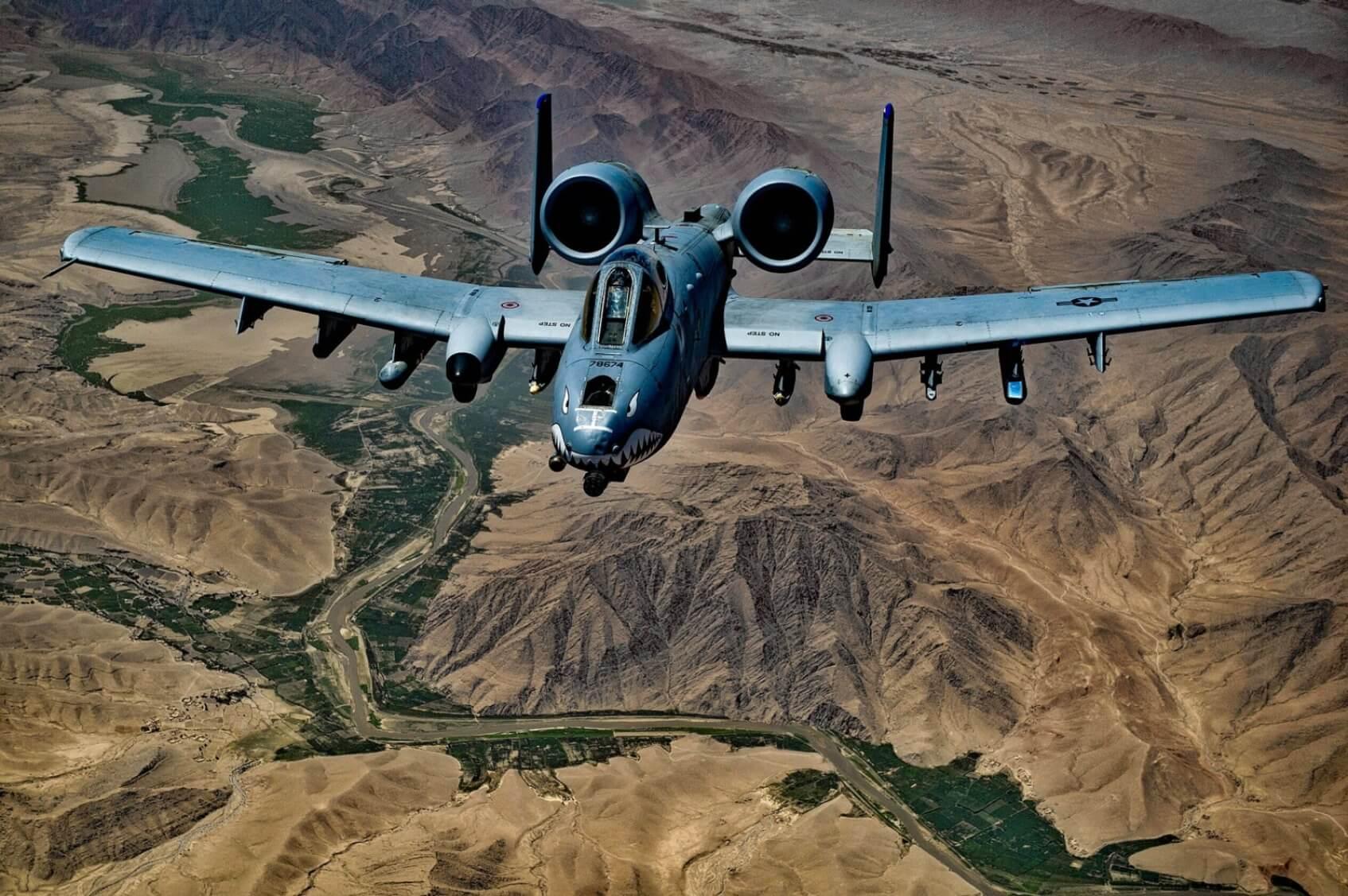 A-10 Thunderbolt - Original image