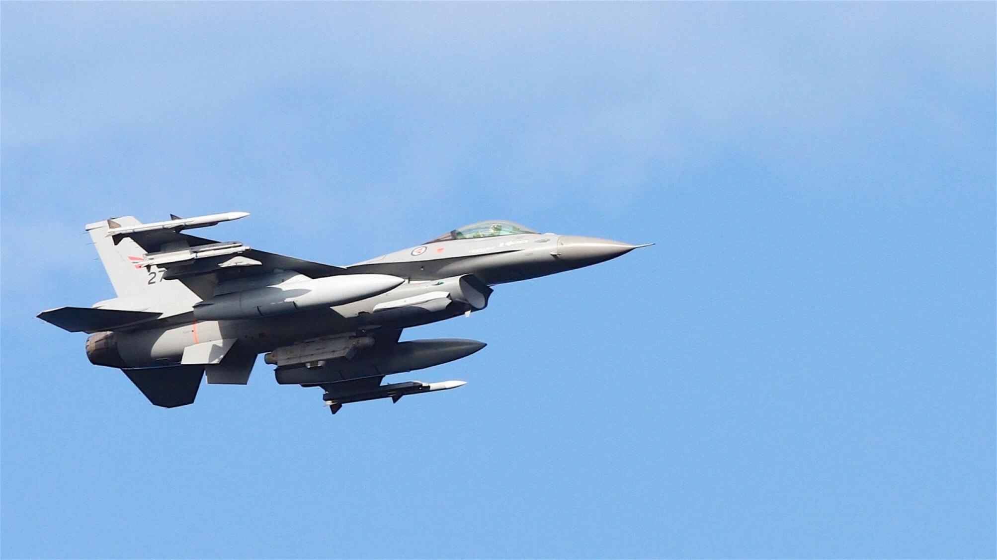 Fighter Jet - Original image