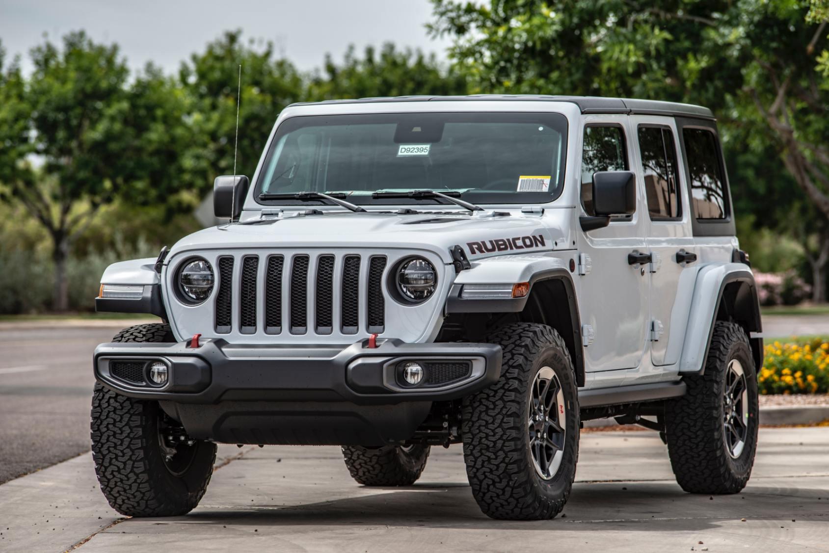 Jeep Rubicon - Original image
