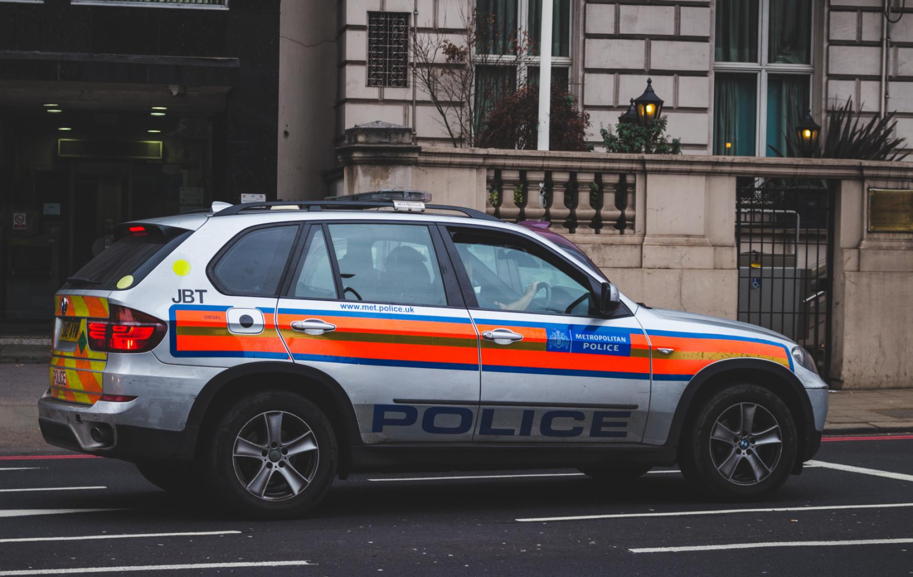 Police Car - Original image