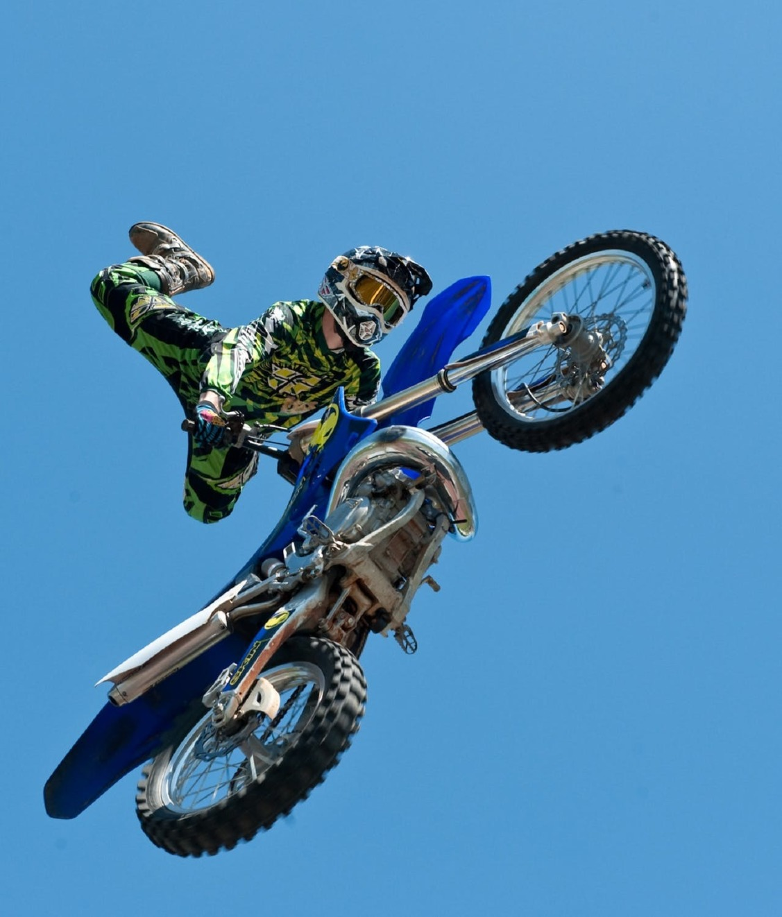 Motocross sport - Original image