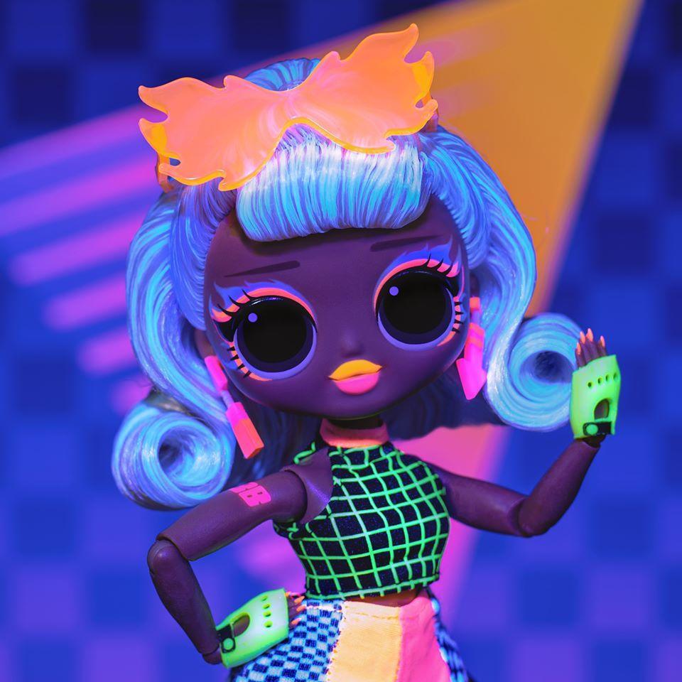 Speedster OMG Fashion Lol Doll - Original image