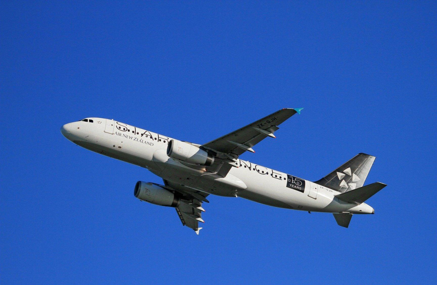 Airbus A320 - Original image