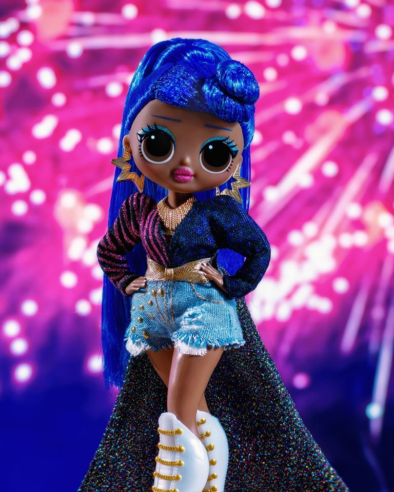 Miss Independent OMG Fashion Doll - Original image