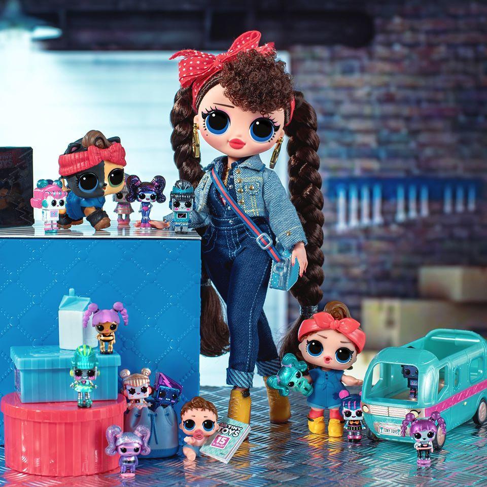 Busy B.B. O.M.G. Fashion L.O.L. Doll - Original image