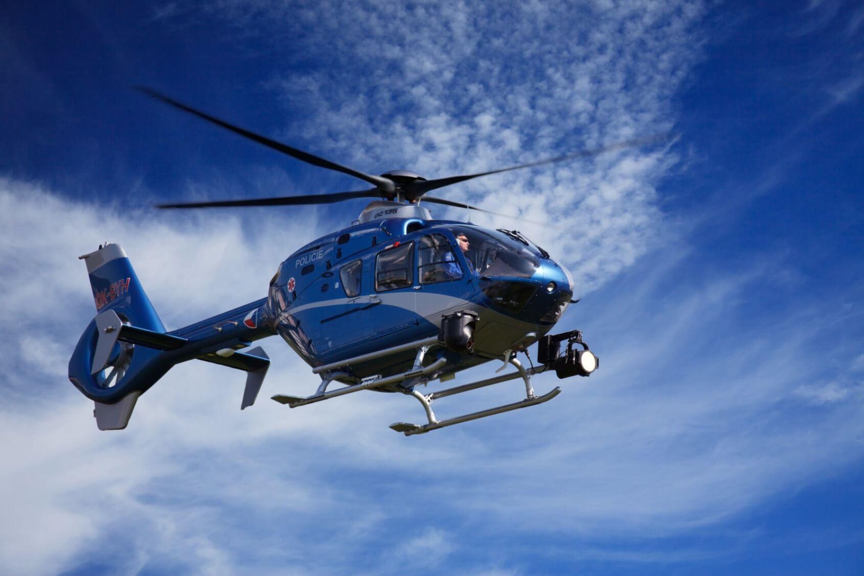 Helicopter - Original image
