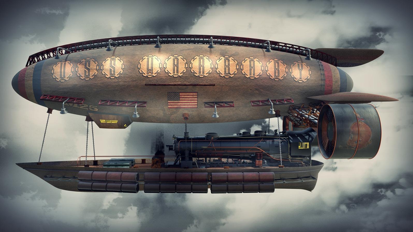 Airship - Original image