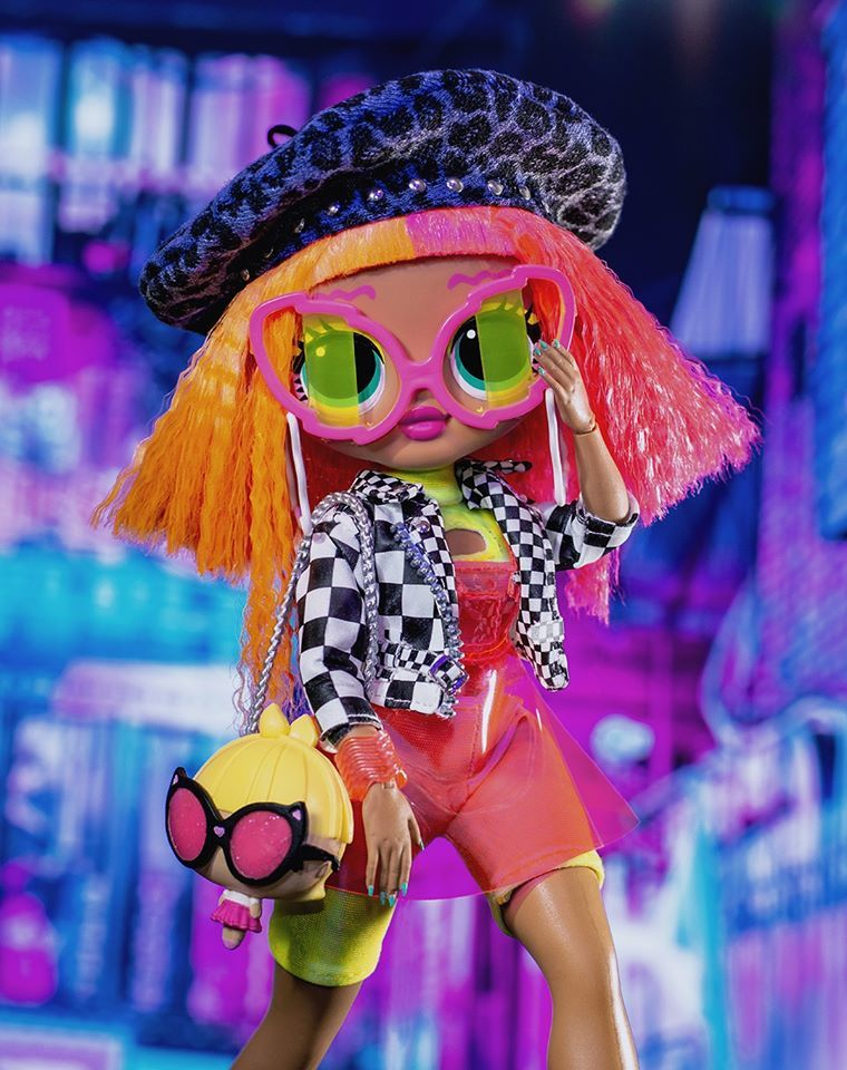 Neonlicious Lol Doll - Original image
