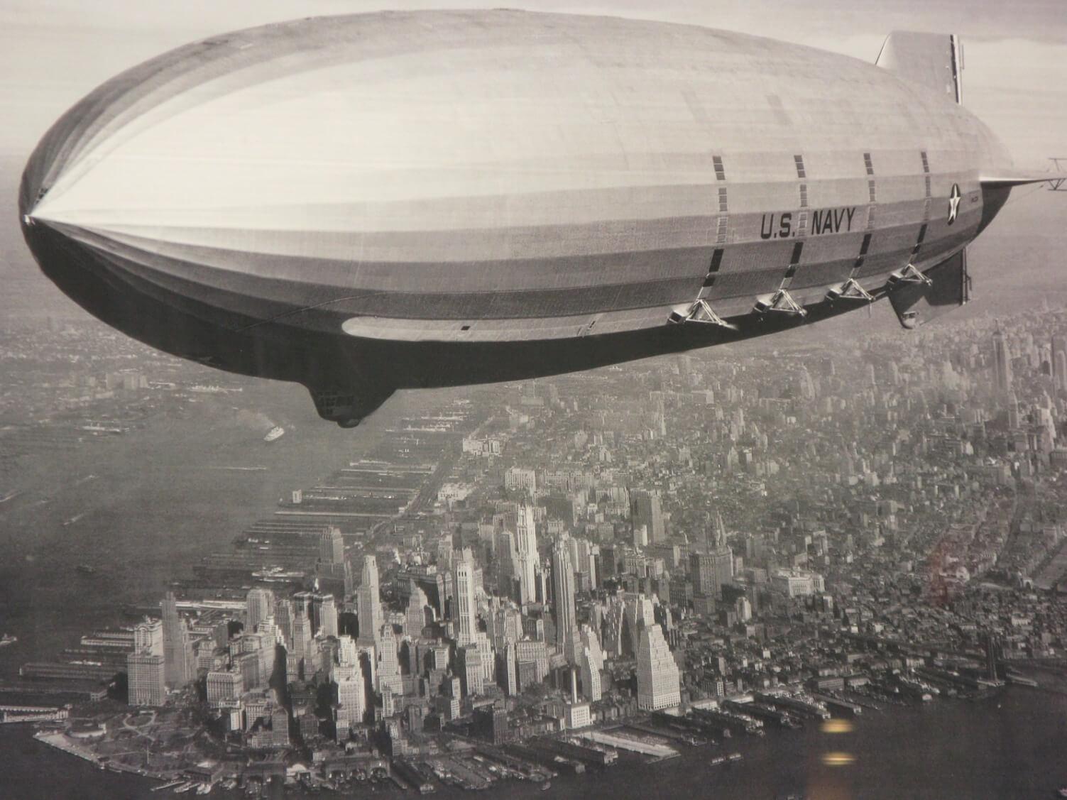 Zeppelin - Original image