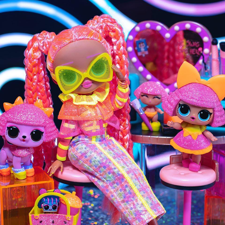 Dazzle OMG Fashion LOL Doll - Original image