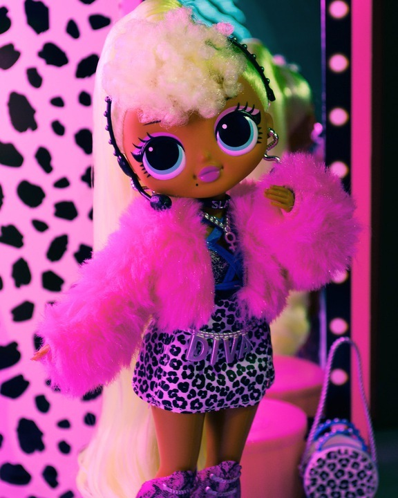 Lol Doll Lady Diva - Original image