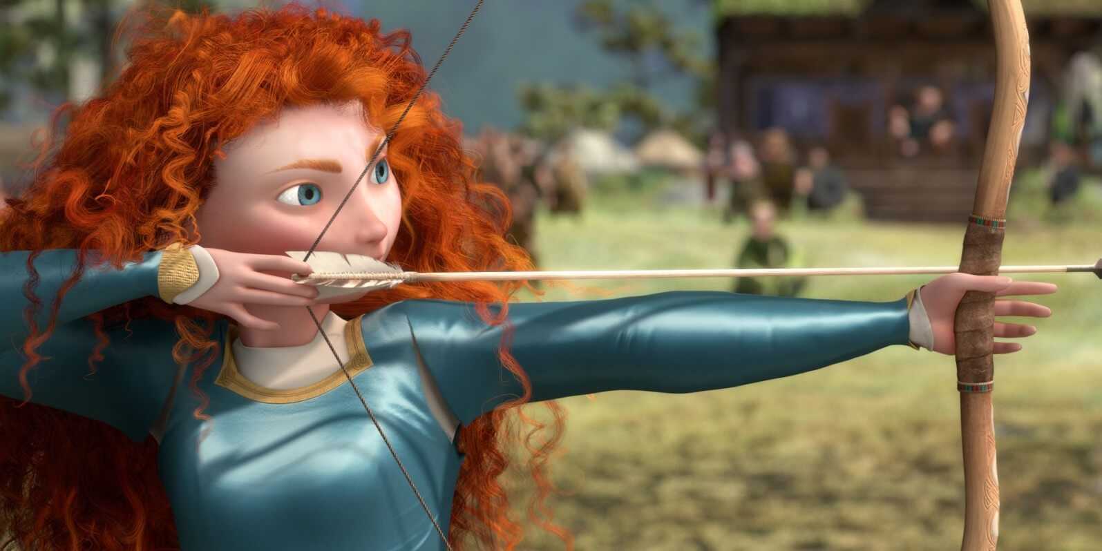 Princess Merida - Original image