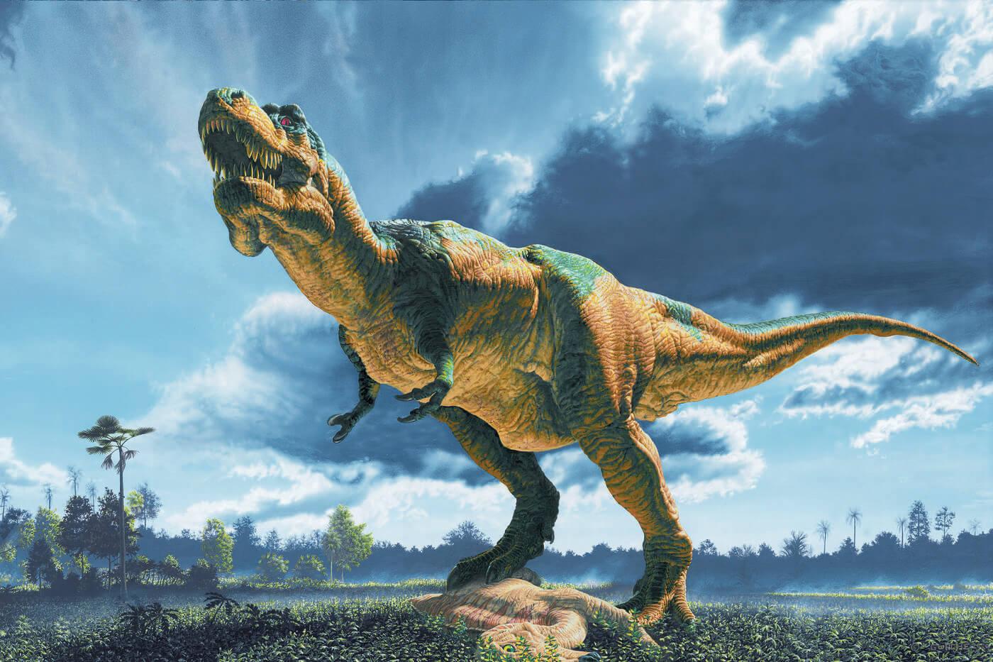 T-Rex Dinosaur - Original image