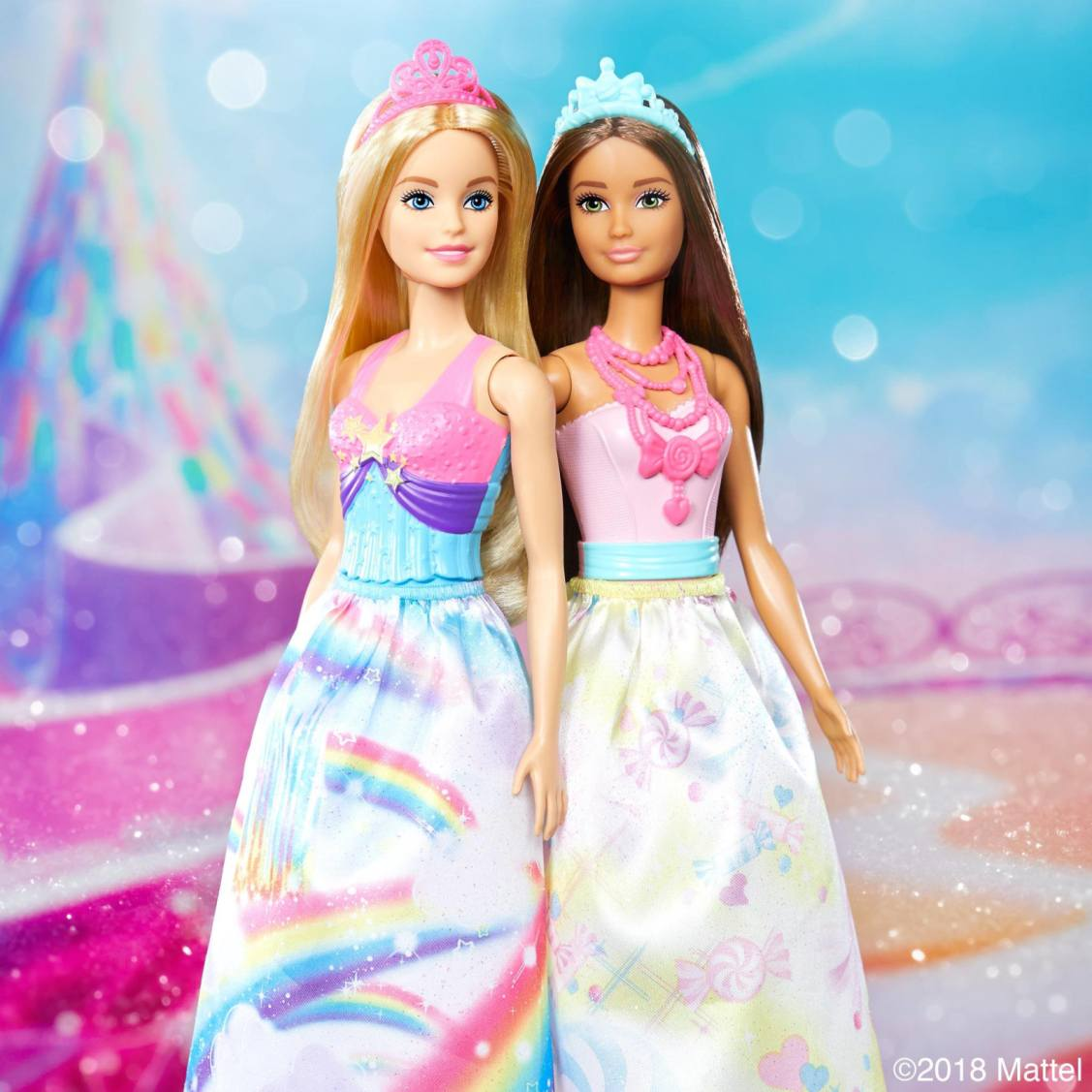 Princesses Barbie - Original image
