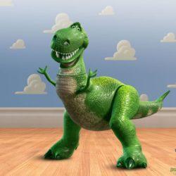 T-Rex Toy Story - Origin image
