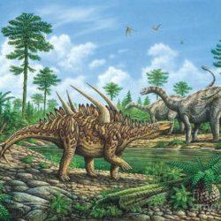 Huayangosaurus - Origin image