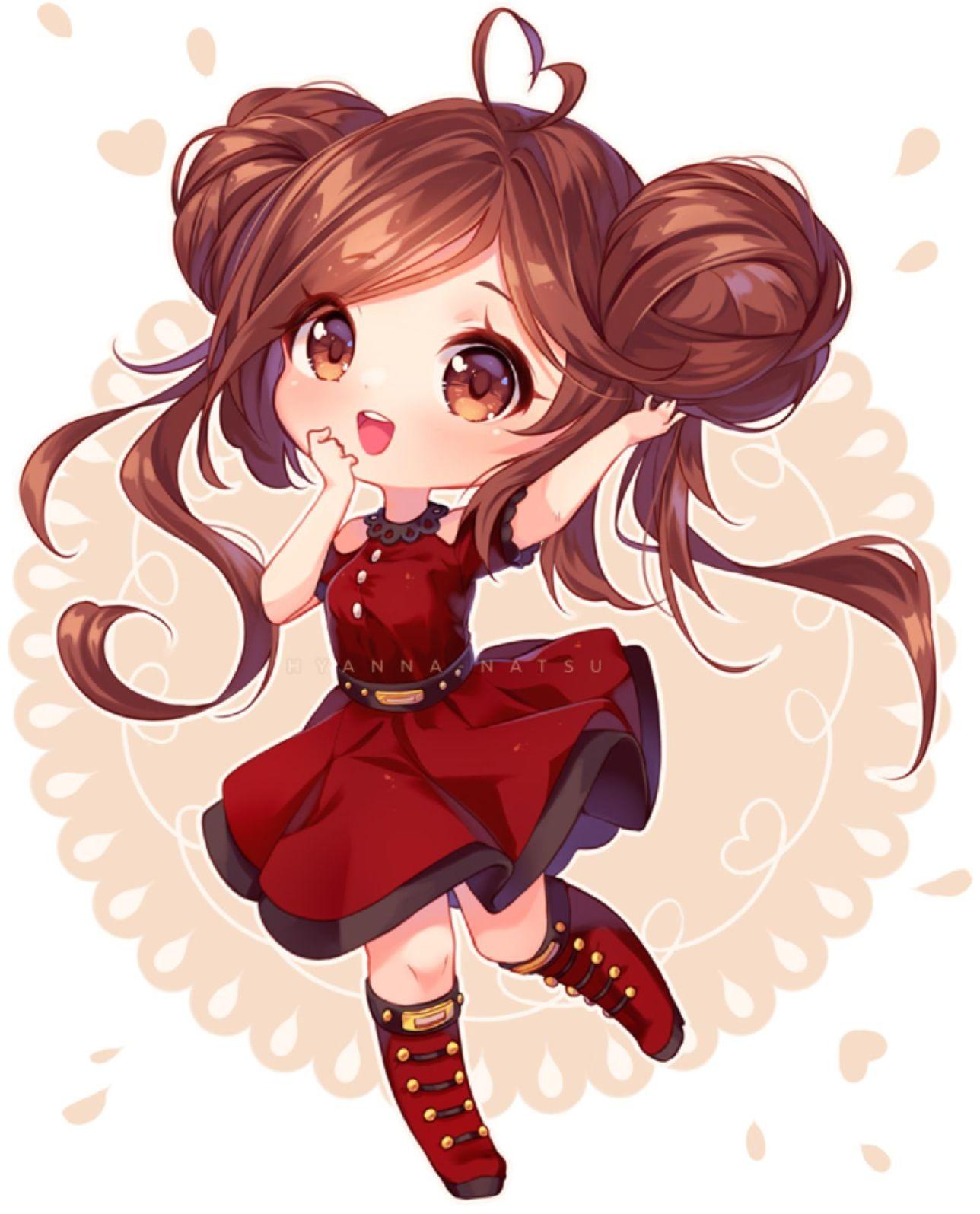 Anime Chibi - Original image