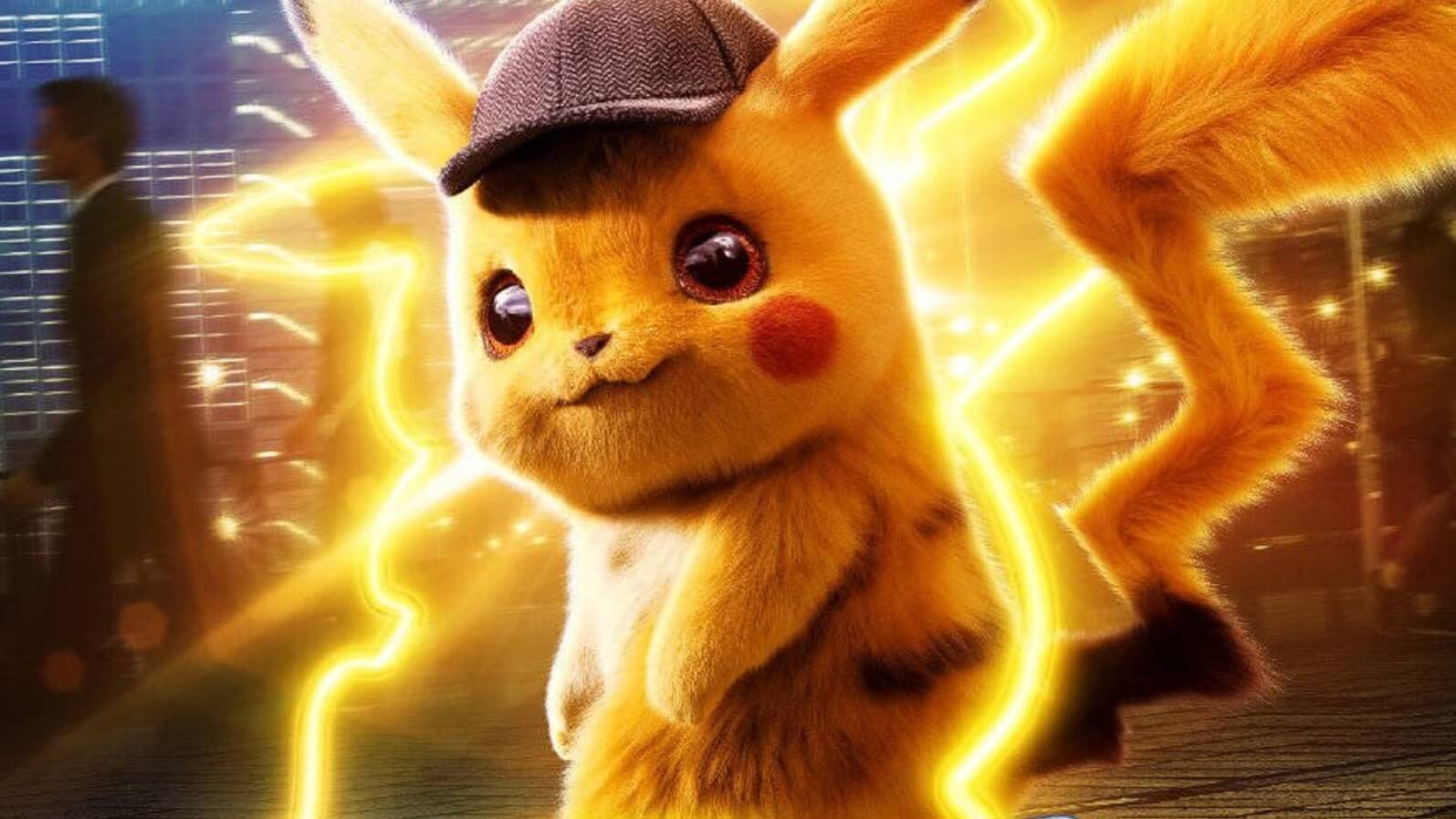 Pickachu - Original image