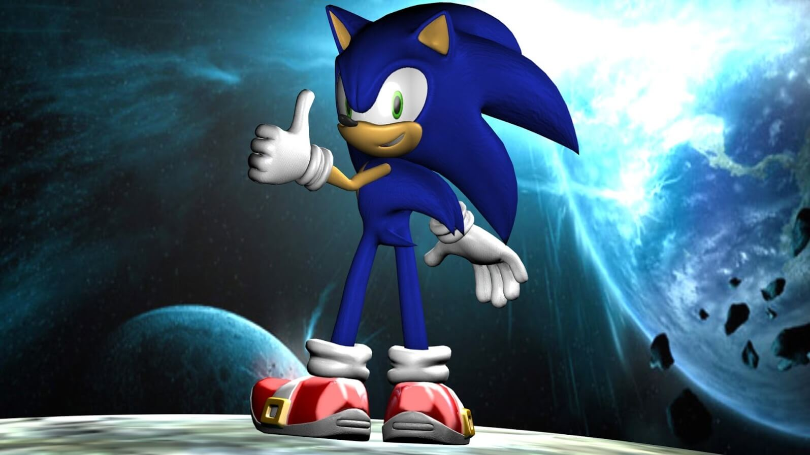 Super Sonic - Original image